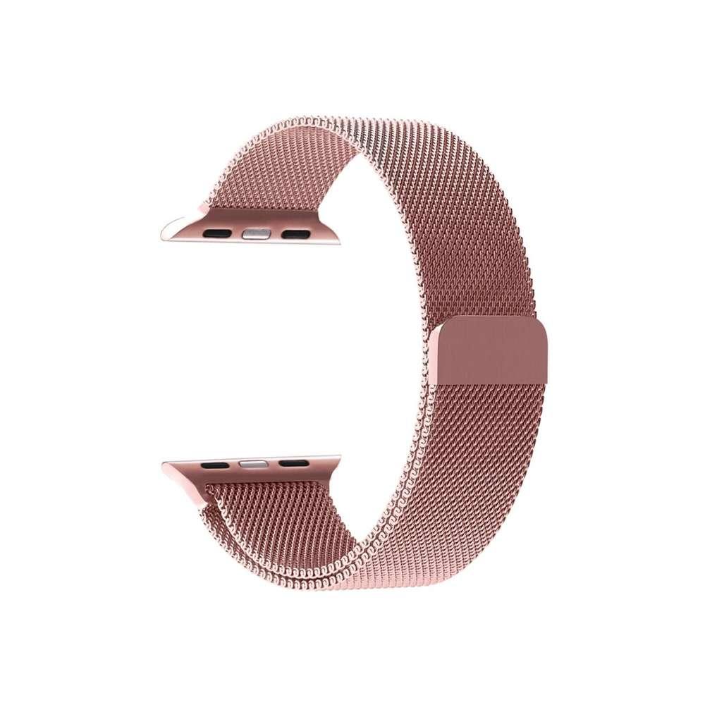 rose gold strap