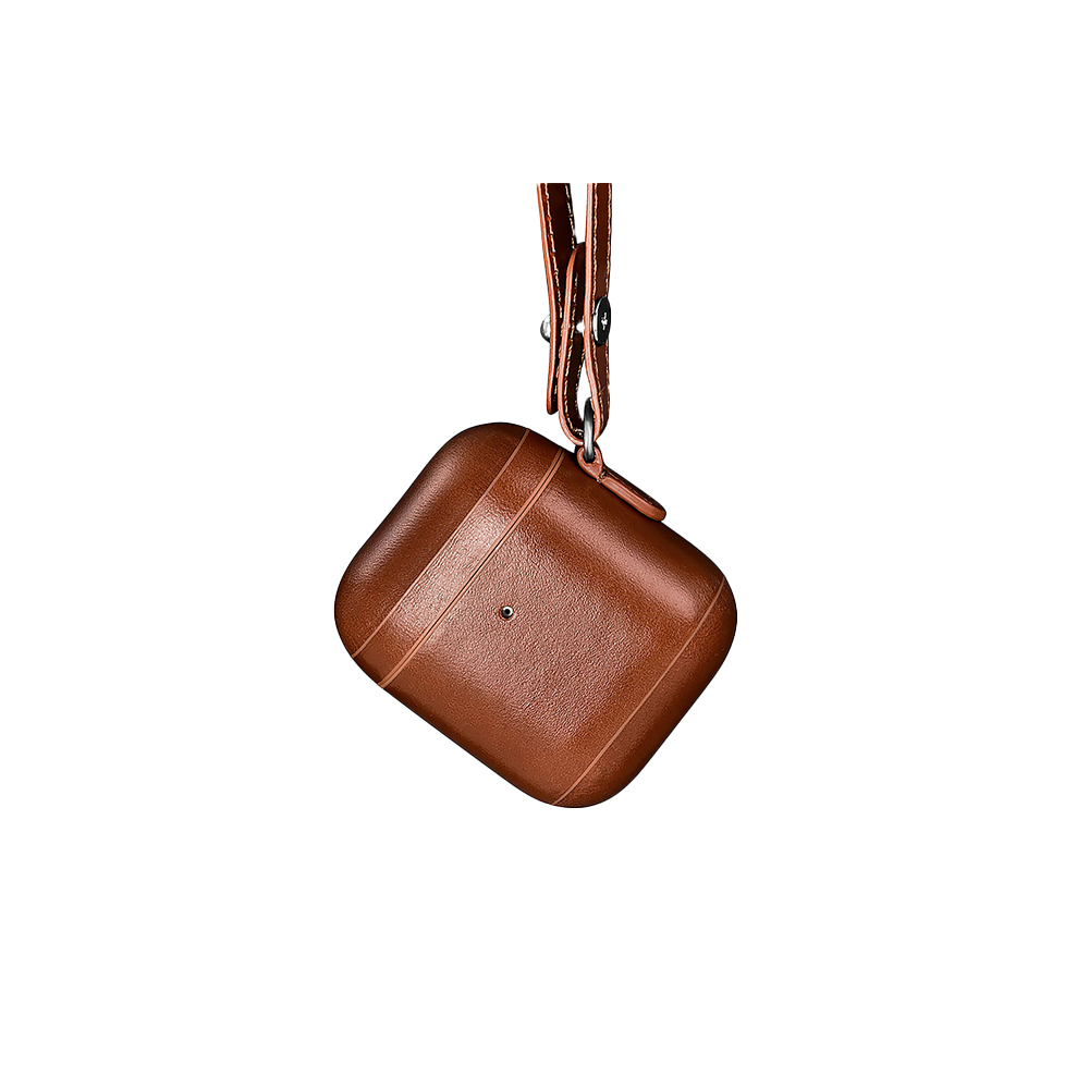iCarer Original Leather Case for Airpods