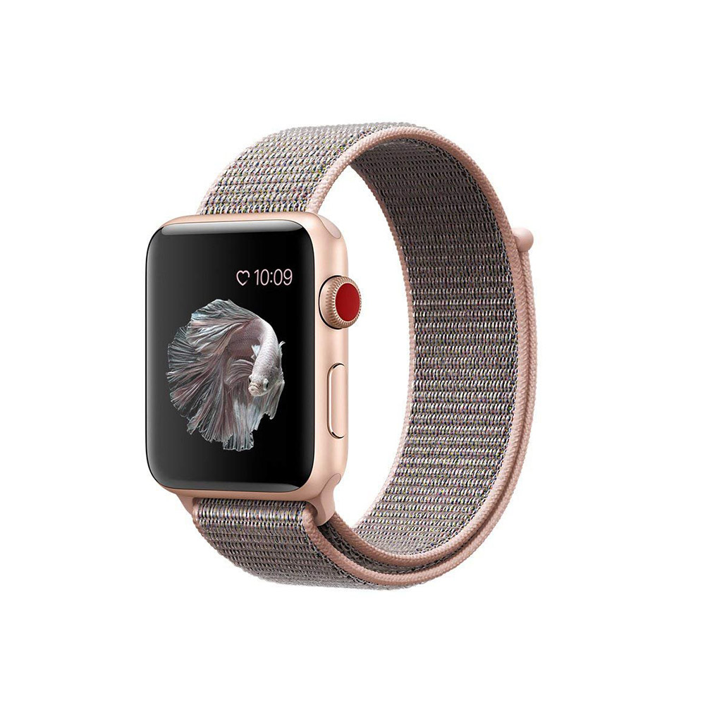 Apple-Watch-Nylon-Sport-Loop-Light-Pink