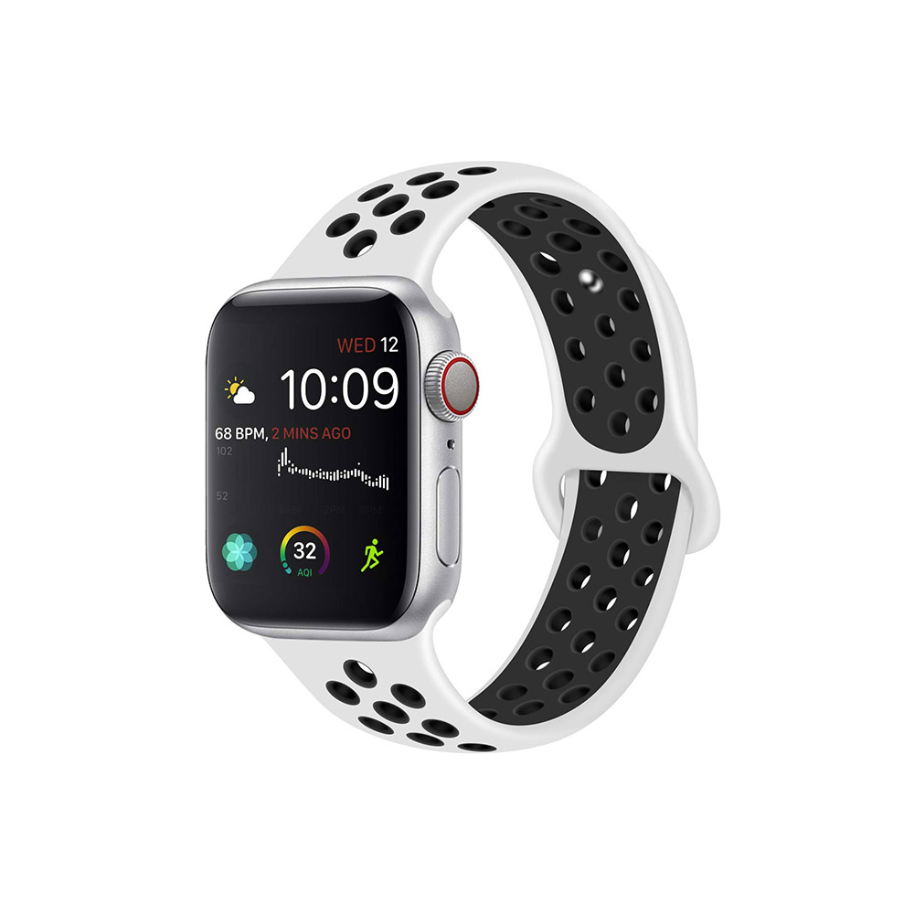Apple Watch Nike Silicon Band