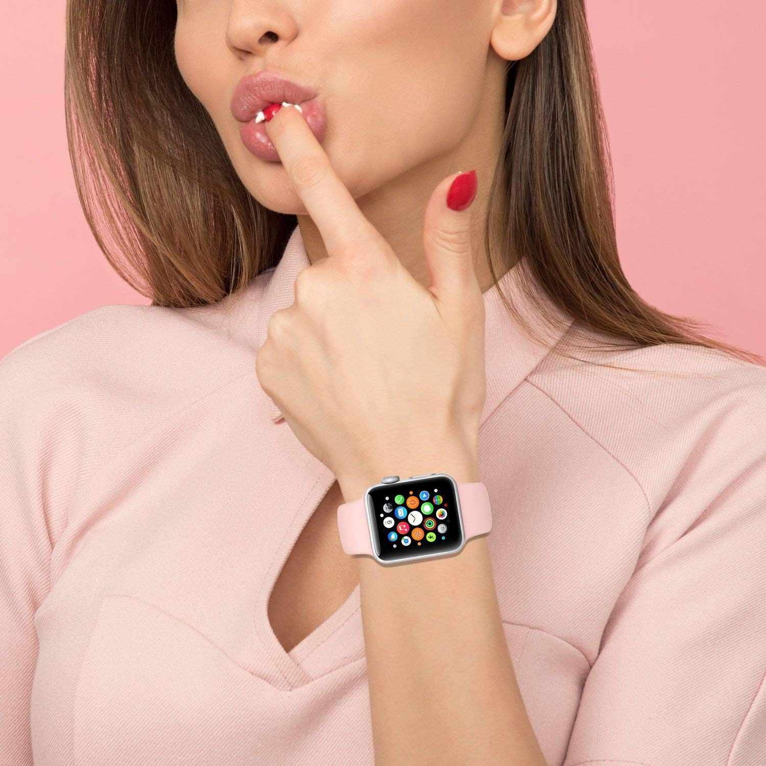 Apple Watch Silicon Band 2