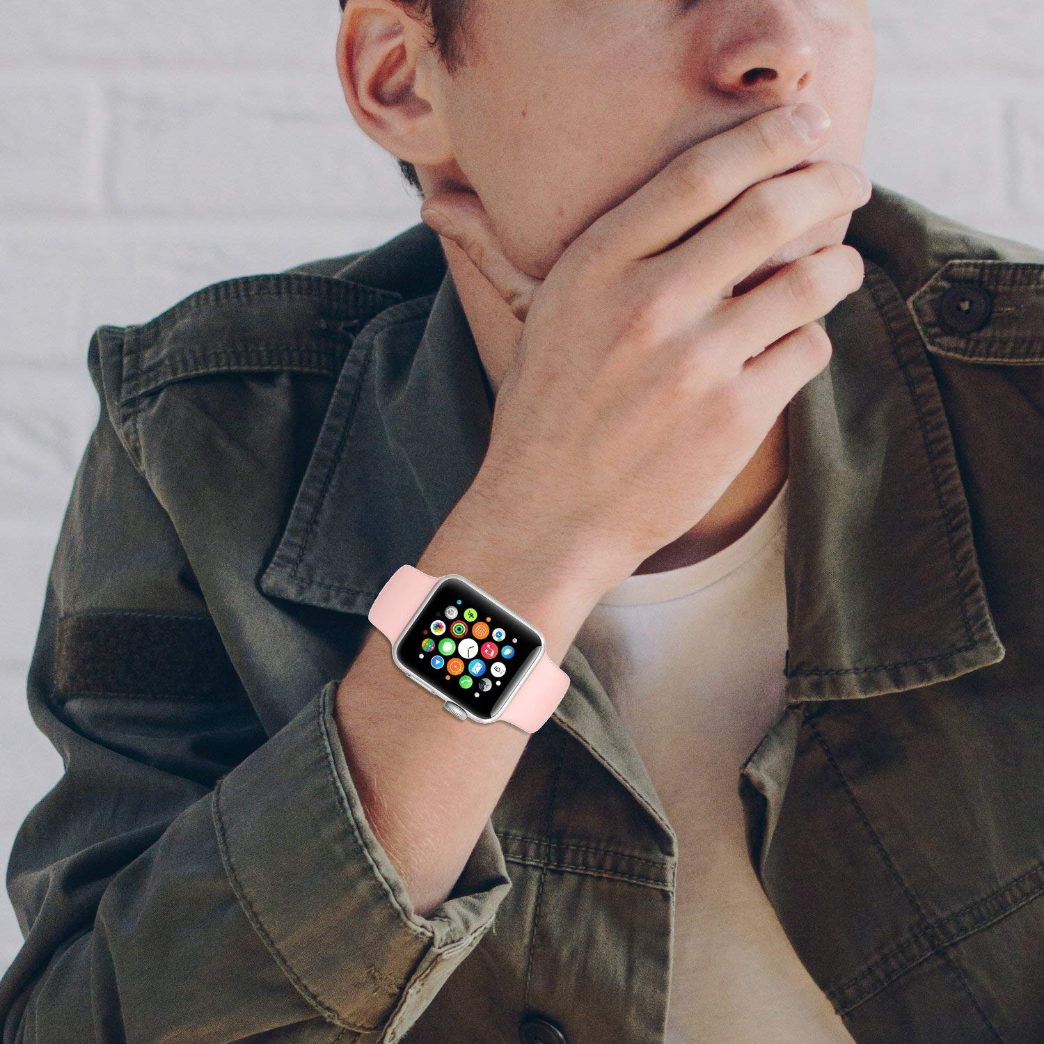 Apple Watch Silicon Band 3