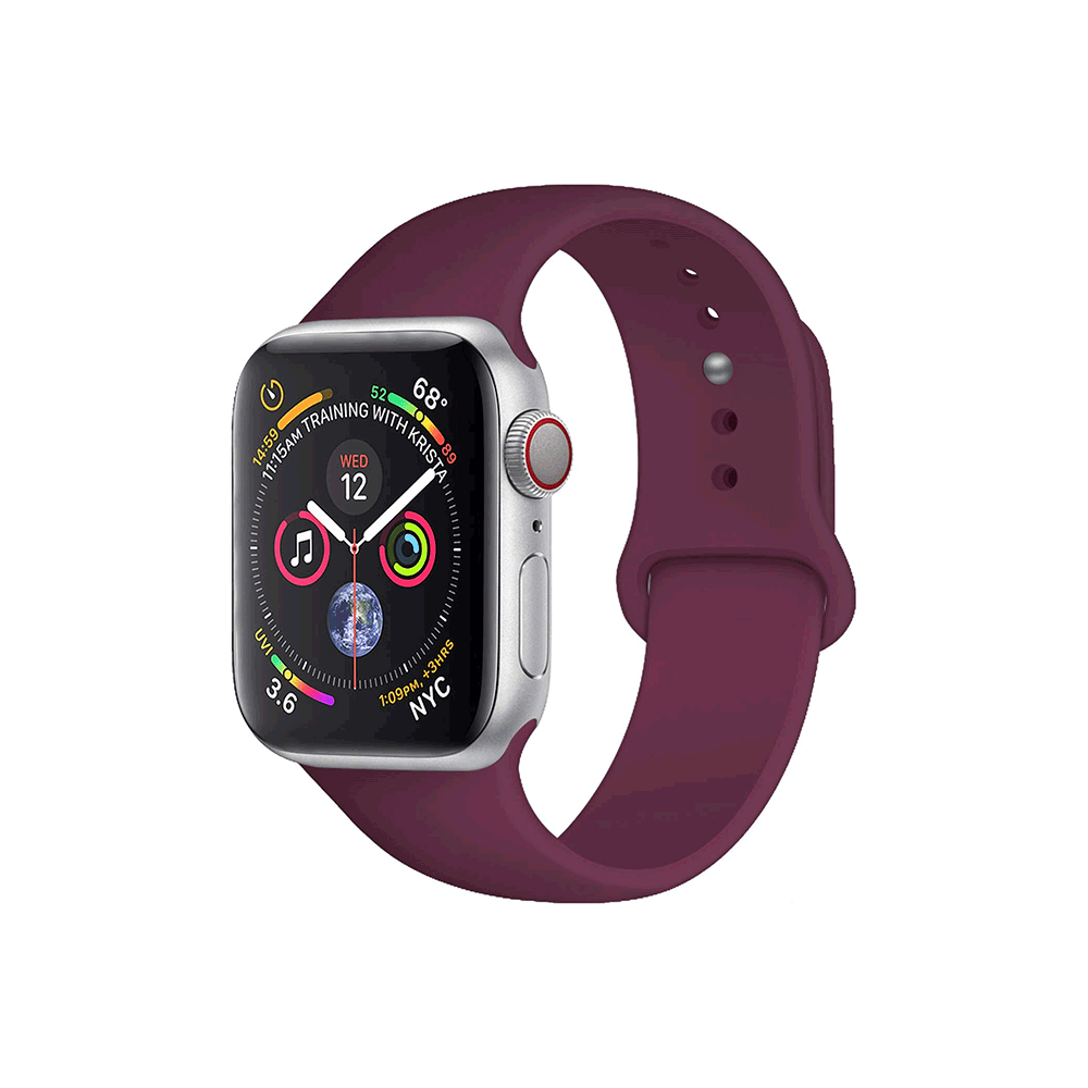 Apple-watch-magnetic-Leather-Loop-Blue