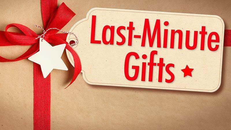 Last Minutes gift ideas