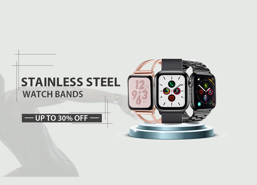 apple watch Stainless Steel strap band