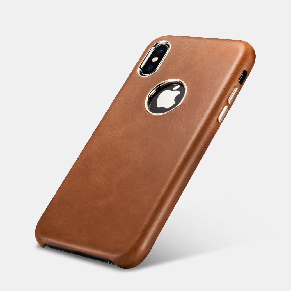 iCarer original Leather case for iPhone