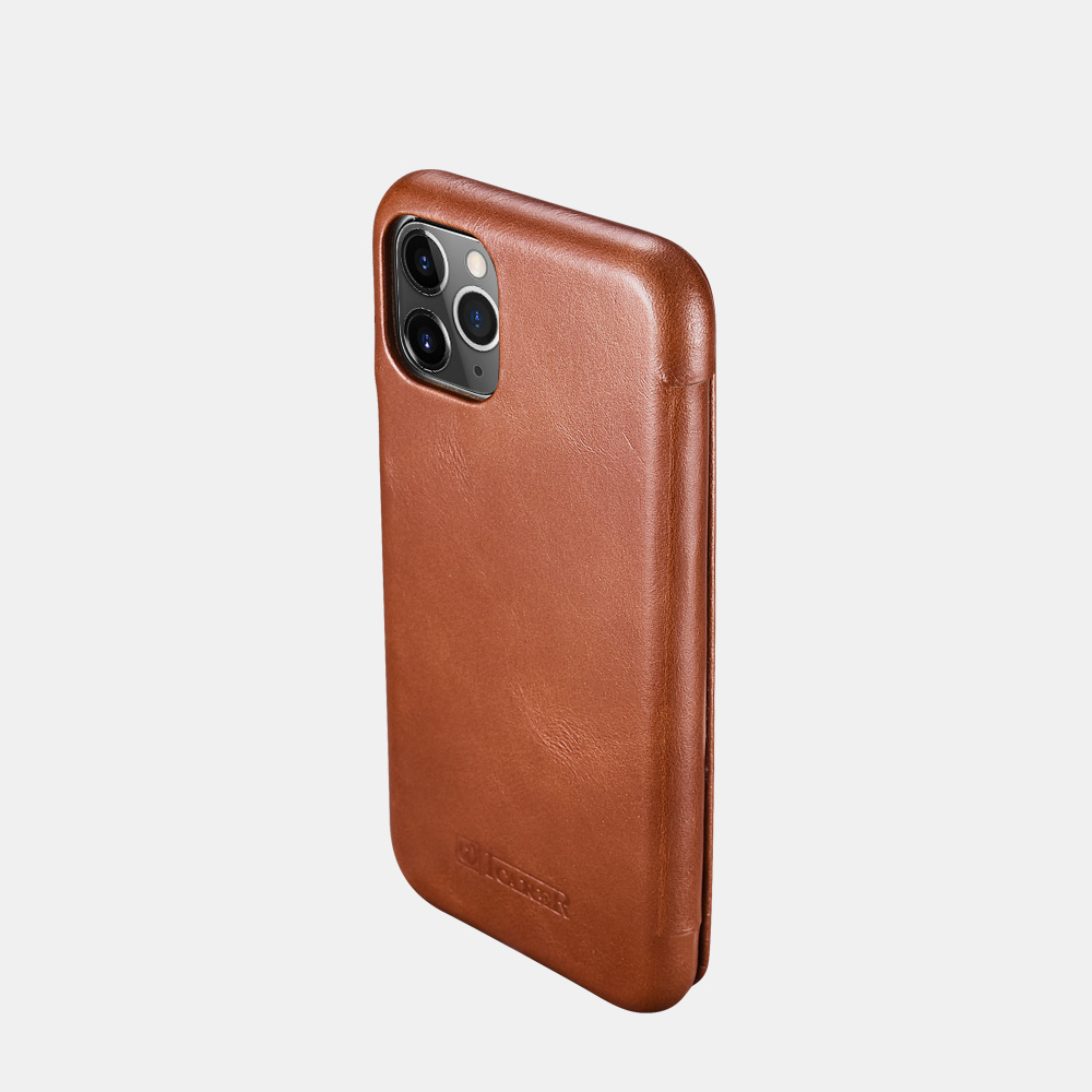iCarer Original Leather Case for iPhone 11 Pro