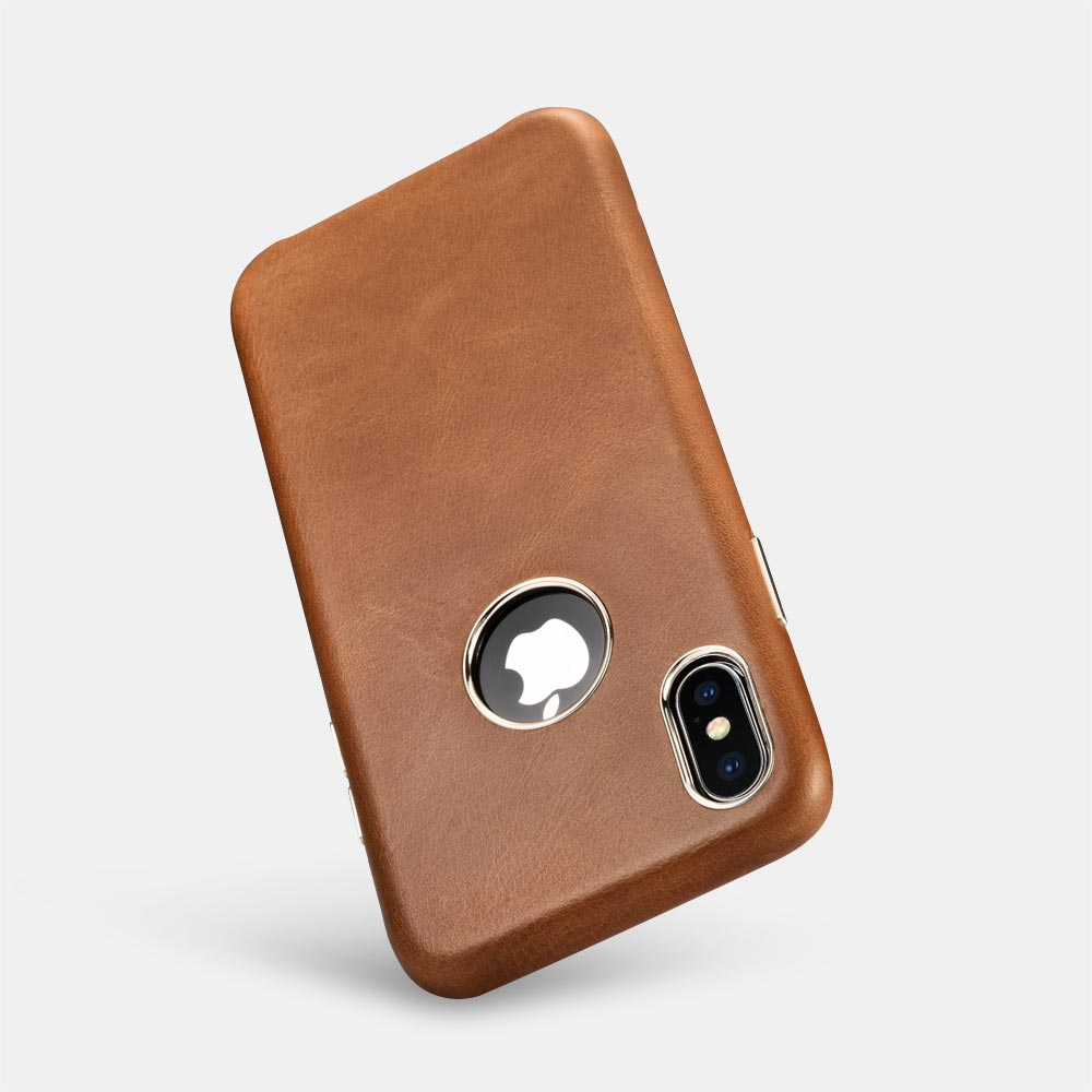 iPhone brown Case