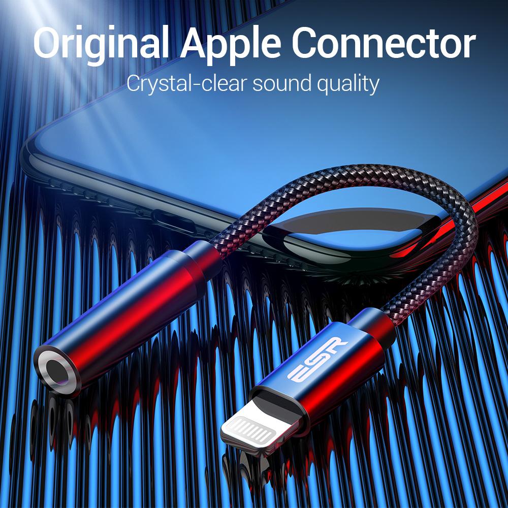 Apple Certified Lightning converter for iPhone