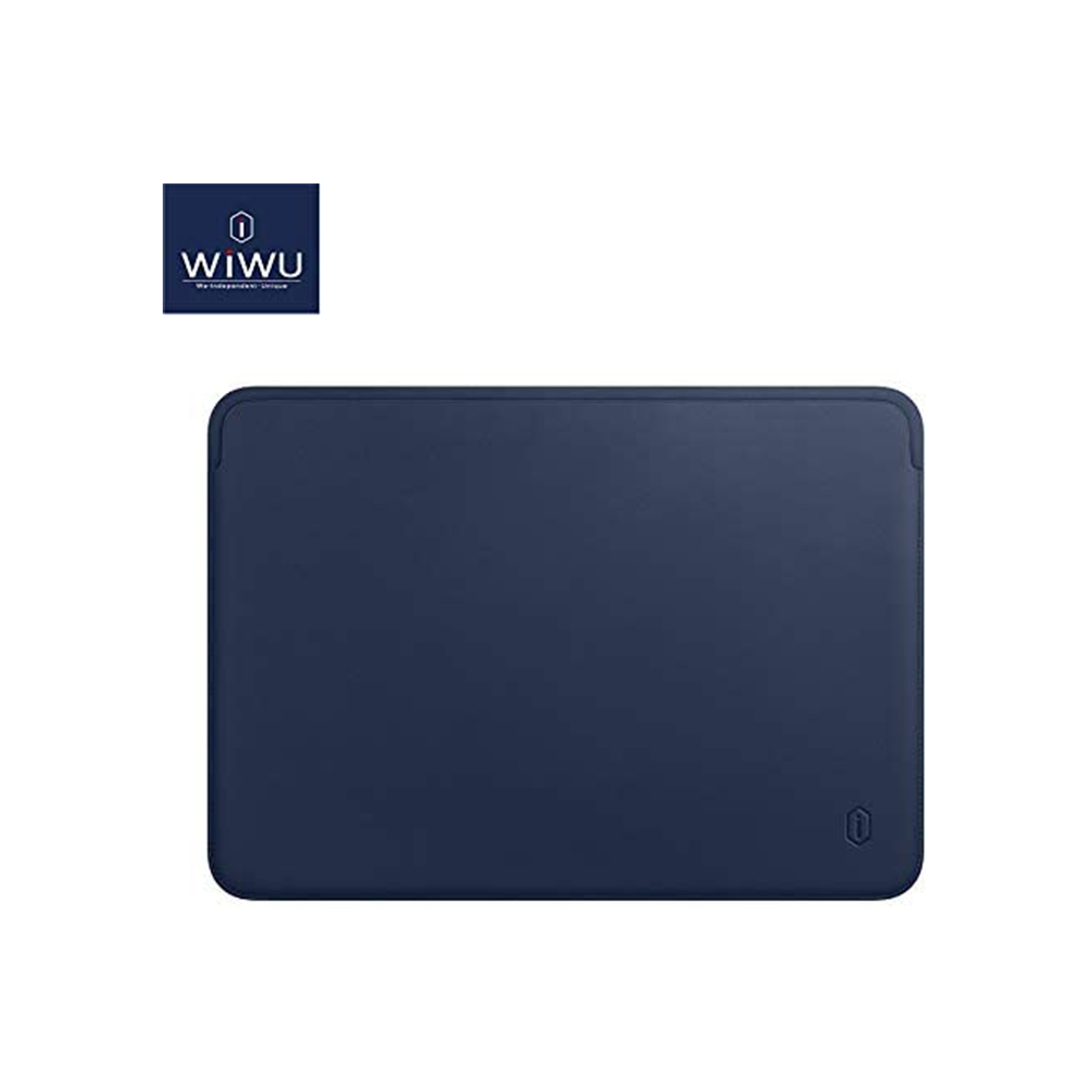 WIWU PU Leather Sleeve for 13-inch MacBook