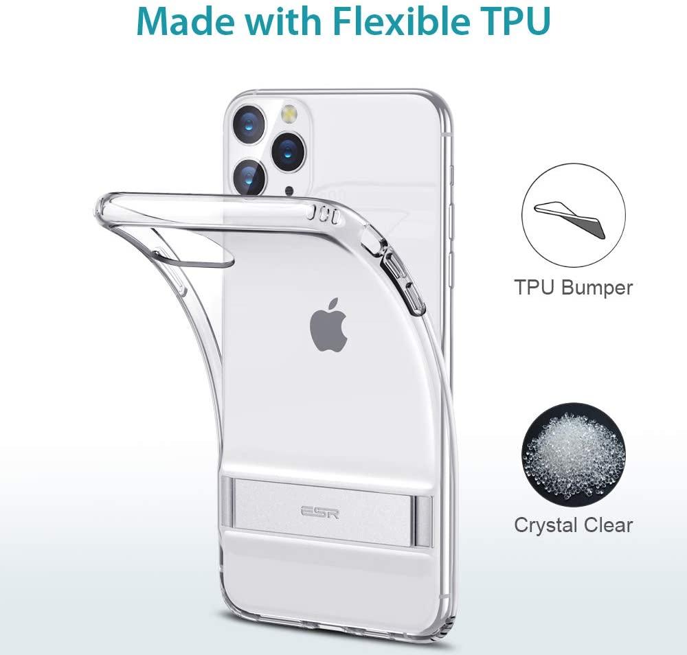 ESR Metal Kickstand Designed for iPhone 11 Pro Case