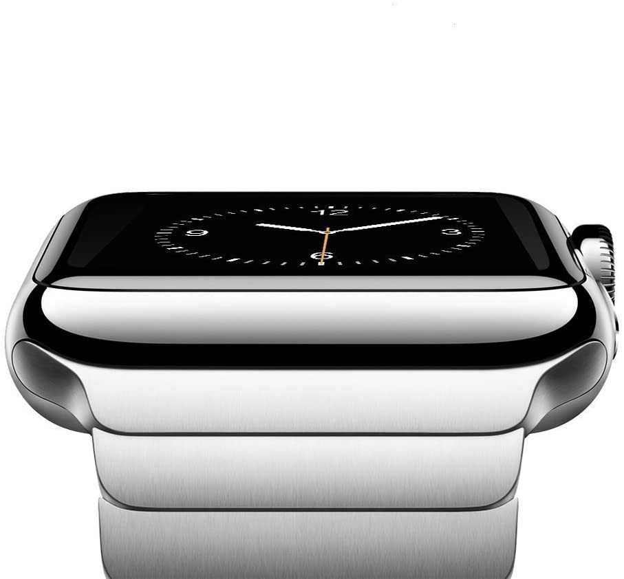 Apple Watch Stainless Steel Link Bracelet
