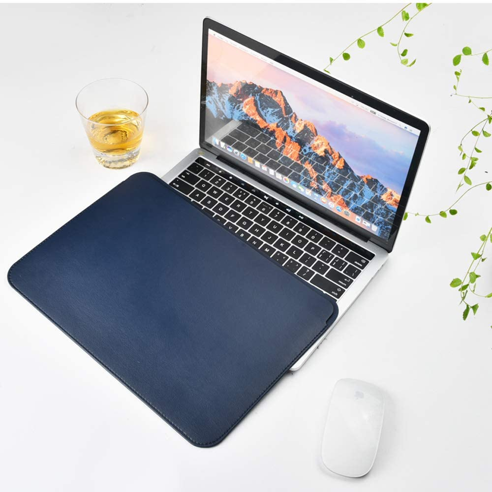 WIWU Macbook Leather Sleeve