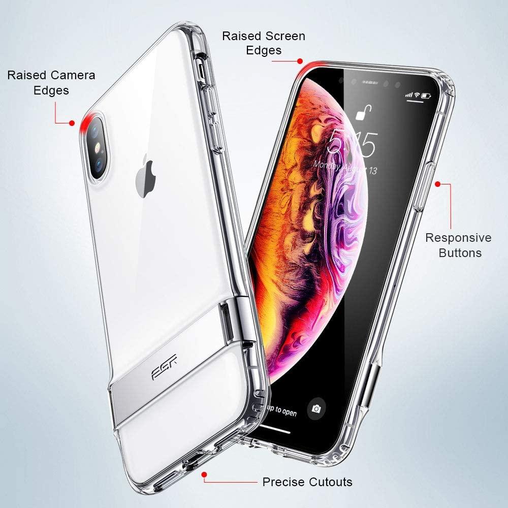 ESR Kickstand Case for iPhone XS Case