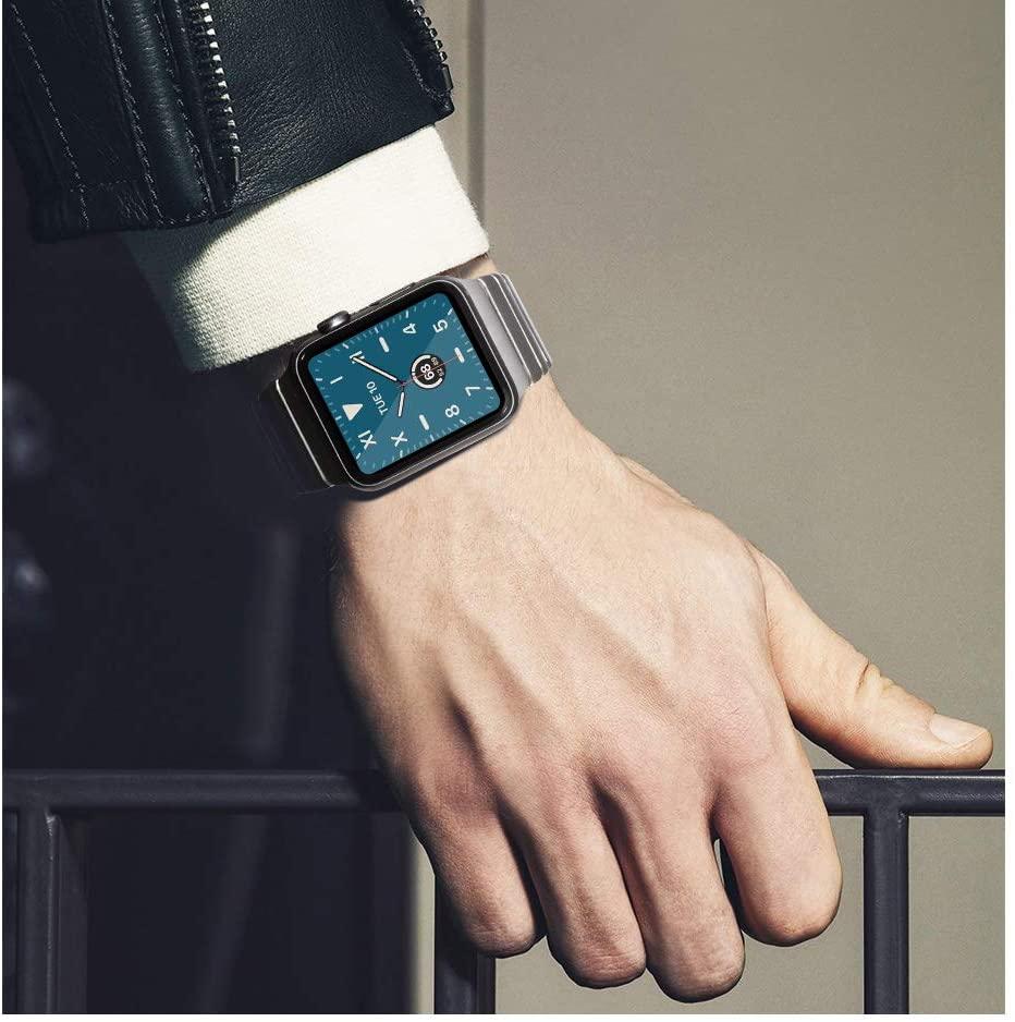 Apple Watch Stainless Steel Link Bracelet for Series 4