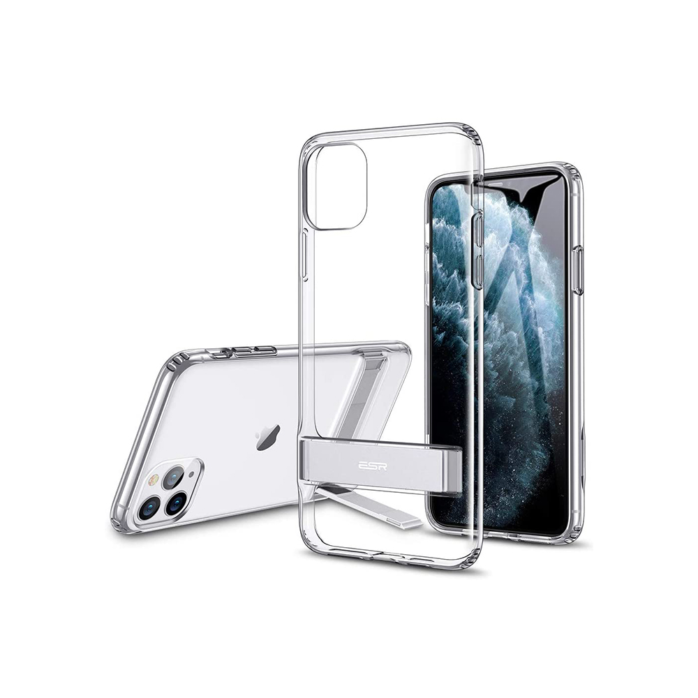 ESR Clear Back case for iPhone 11