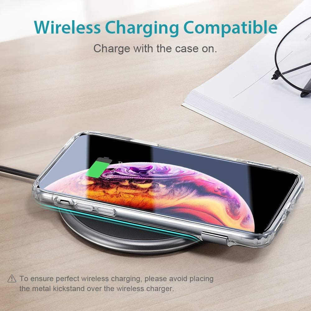ESR Metal Kickstand Case for iPhone XR Case