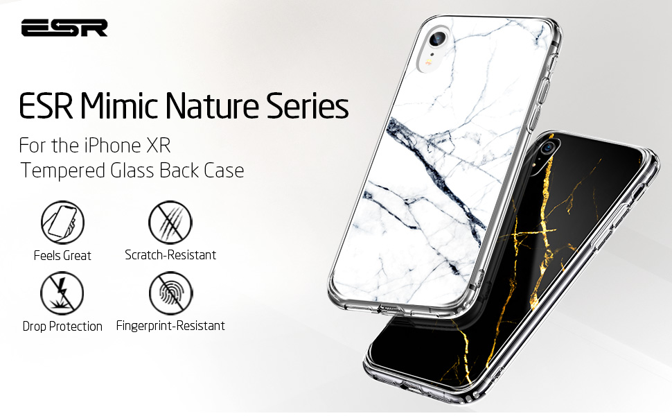 ESR Marble Case for iPhone