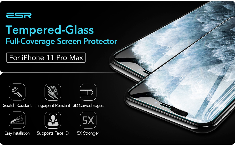 esr iphone protector