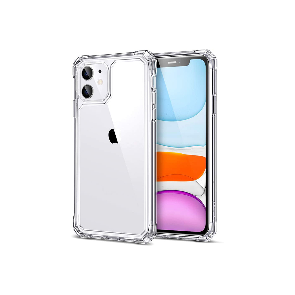ESR Air Armor Designed for iPhone 11 Pro Case, [Military Grade Protection] [Shock-Absorbing] [Scratch-Resistant] Hard PC