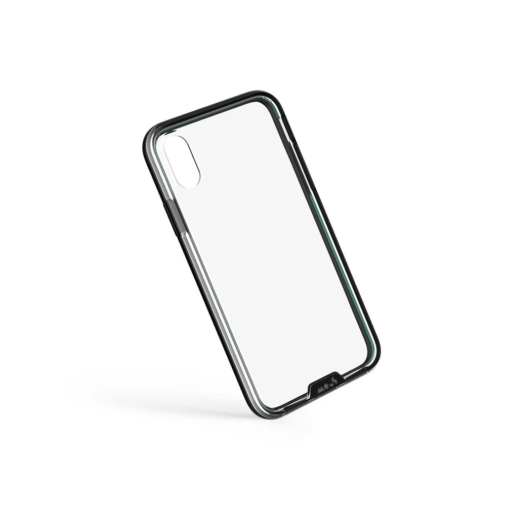 mous clear case for iphone x xs max xr
