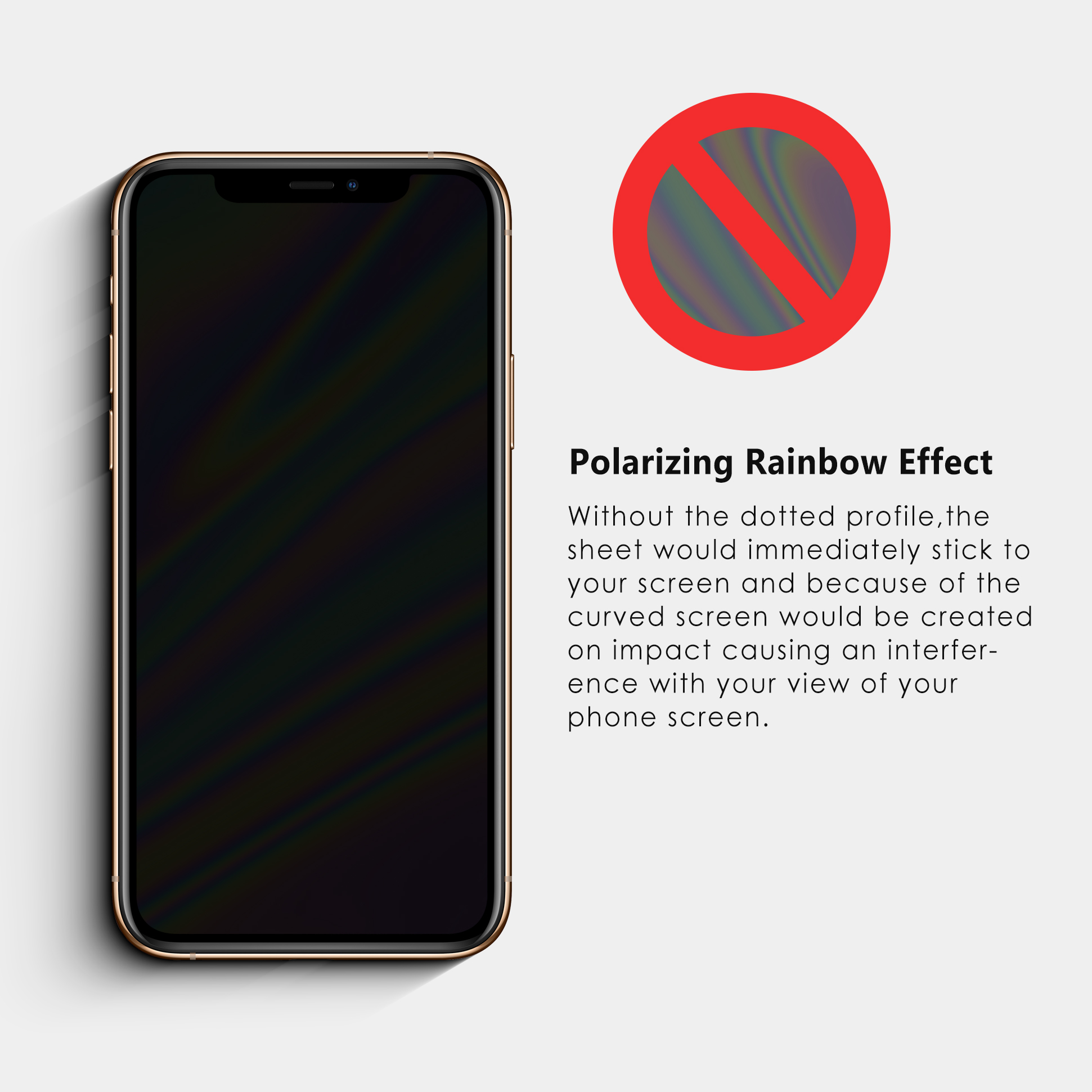 Vmax Tempered Glass screen protectors for iPhone XS Max