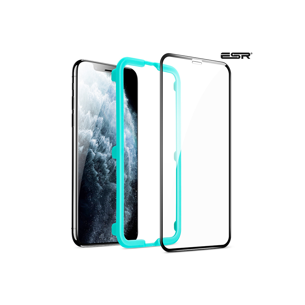 ESR Full coverage Tempered glass protector