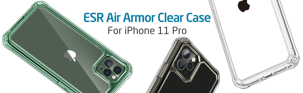 iPhone 11 Pro Clear Silicone Case