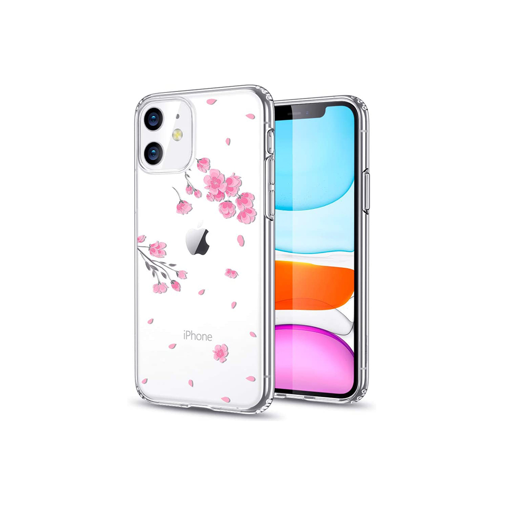 iPhone 11 Clear Case for Girls