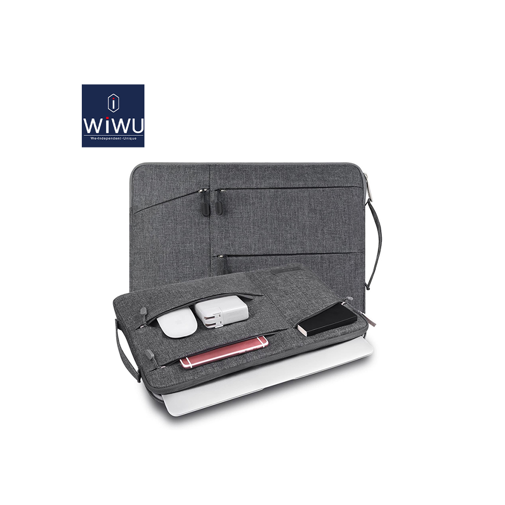 WIWU Laptop Sleeve for 13 Inch Mabook pro and air