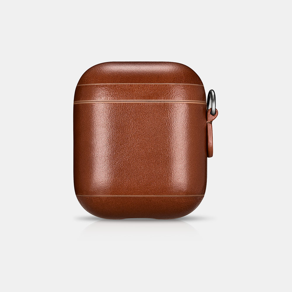airpods case brown