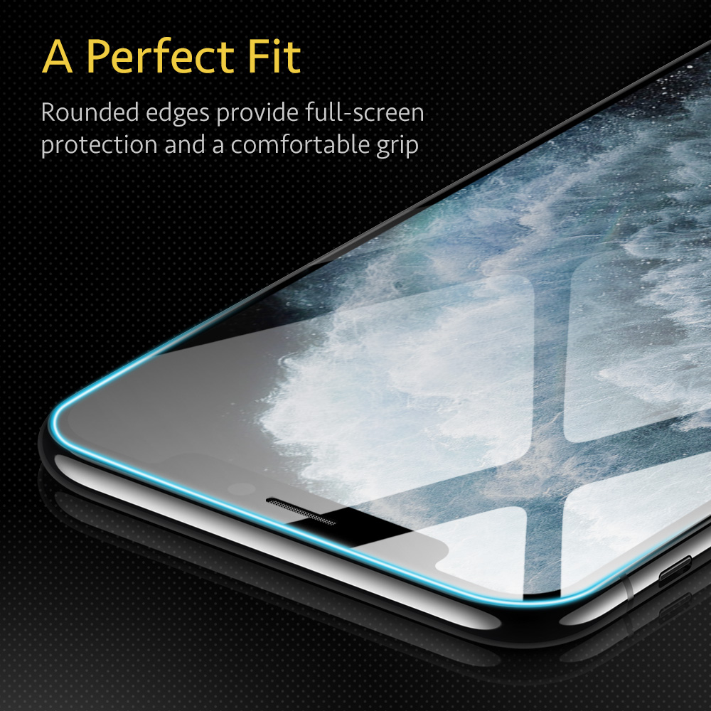3D Tempered Glass protector for iPhone