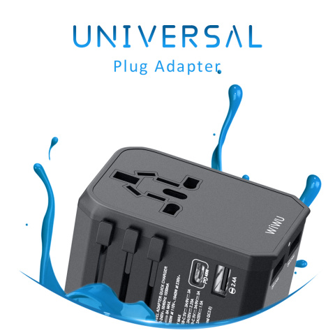 All in One International Fast Charger with 4 USB Ports for iPhone 11 Pro
