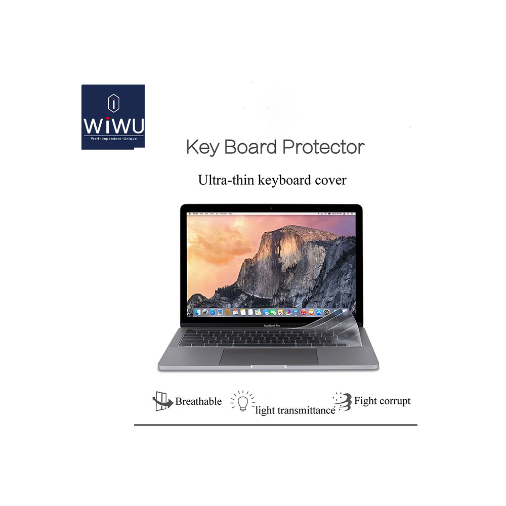 WIWU Keyboard Protector for Macbook