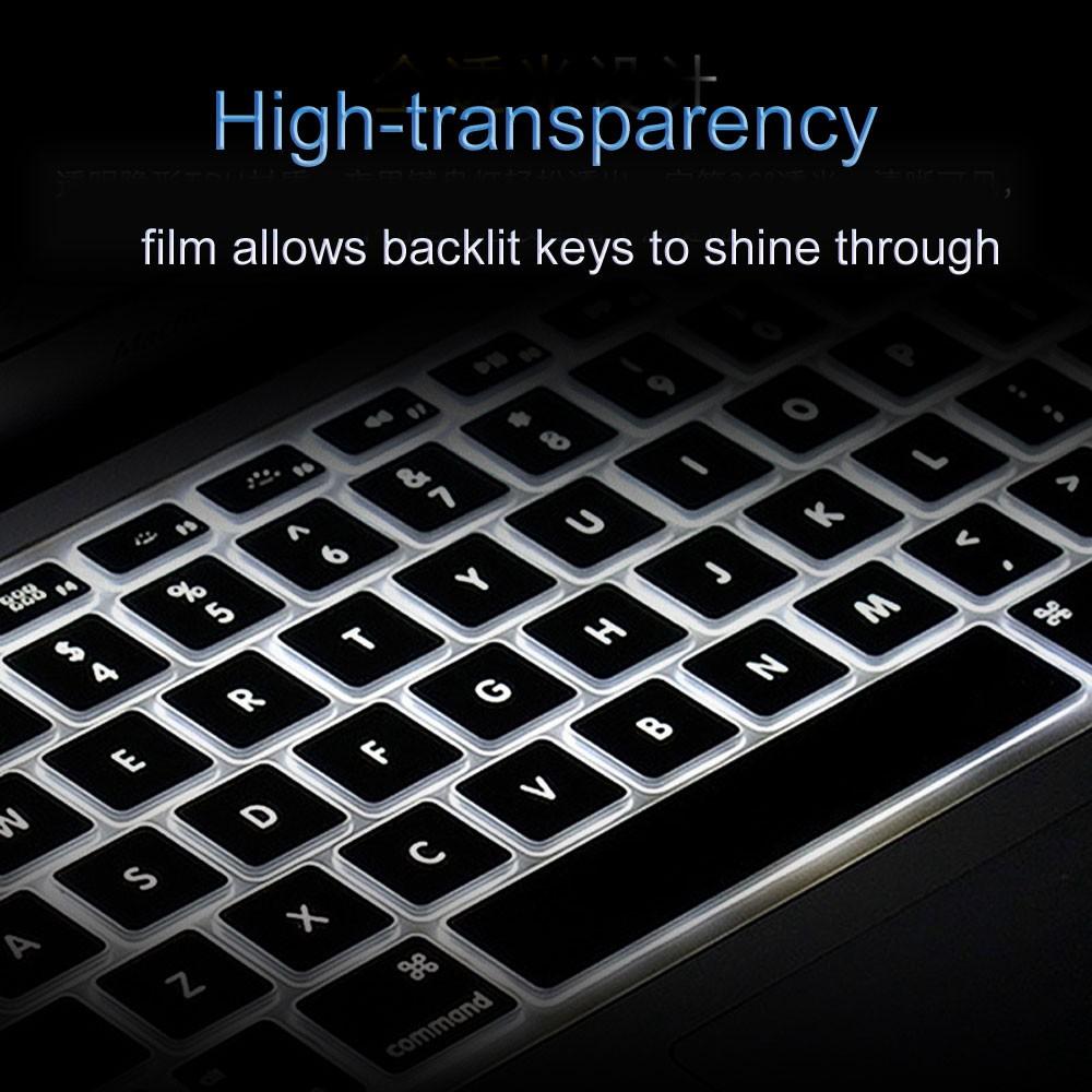 WIWU Keyboard Cover transparent