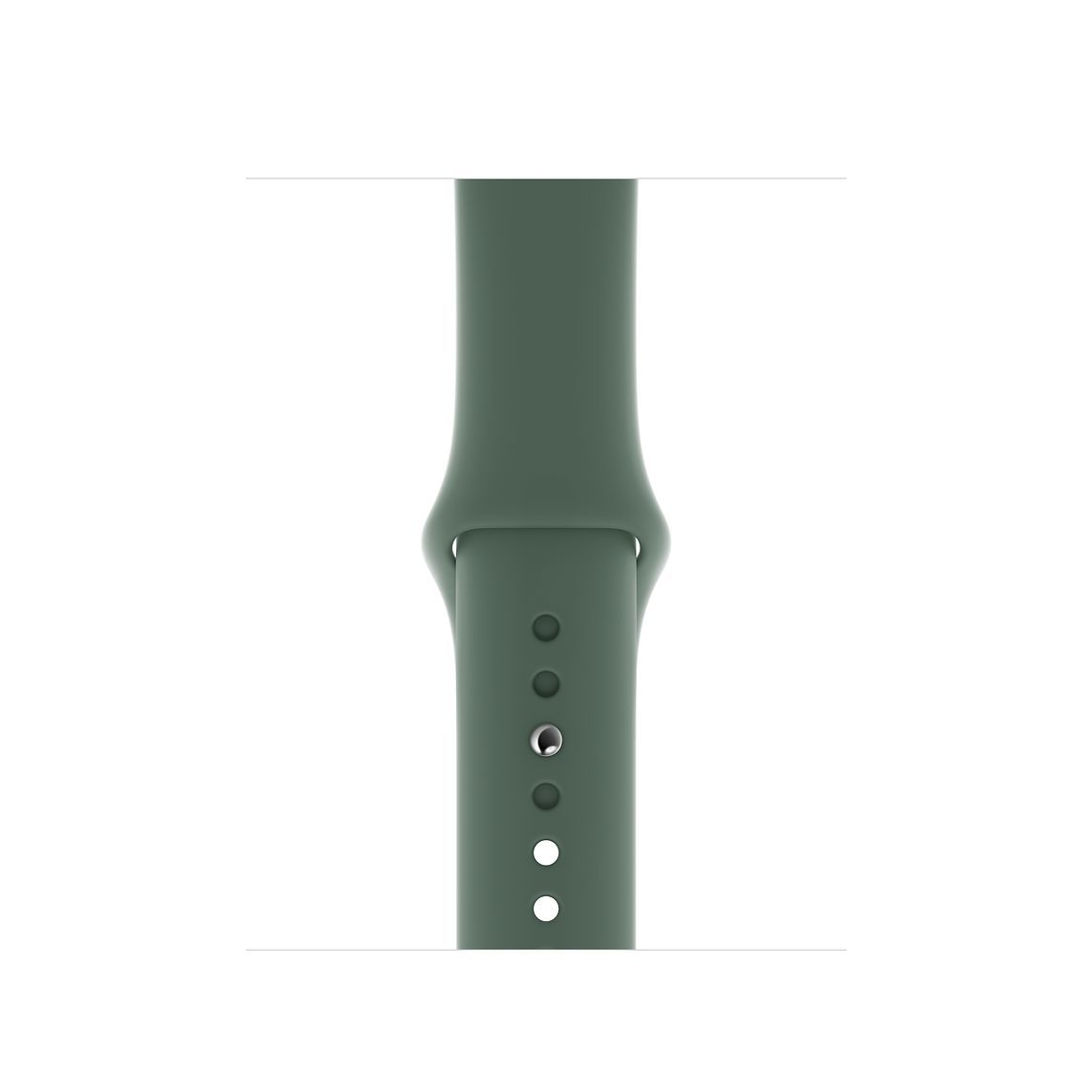 Apple Watch Silicone Bands Green