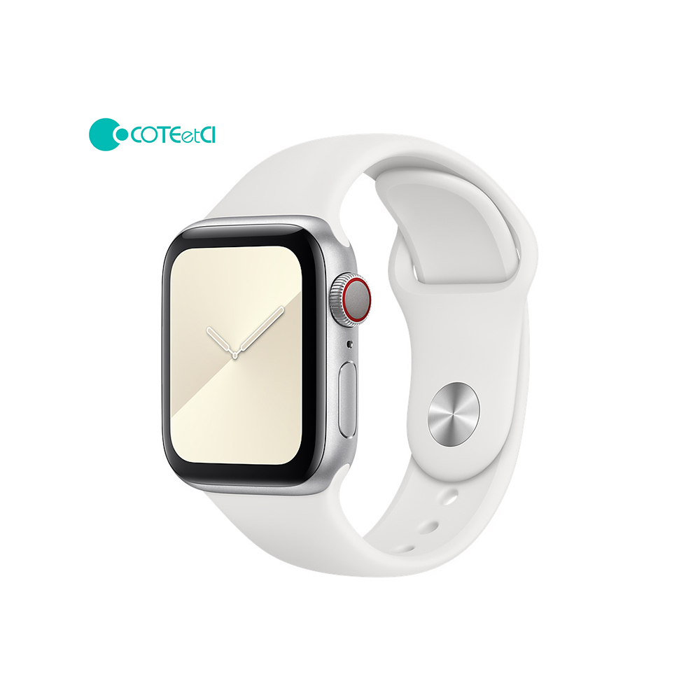 Soft Silicone Bands for Apple watch