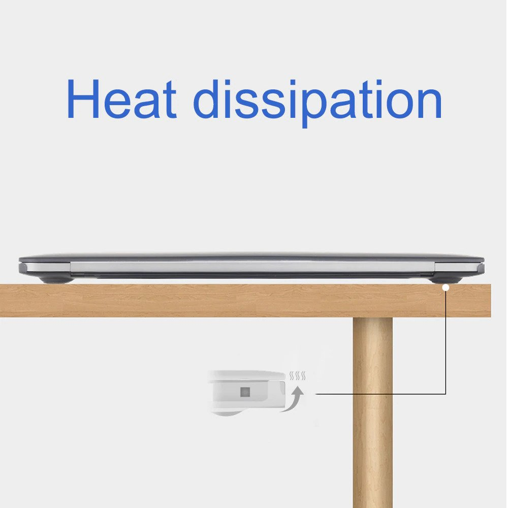 Heat Protective case for Macbook