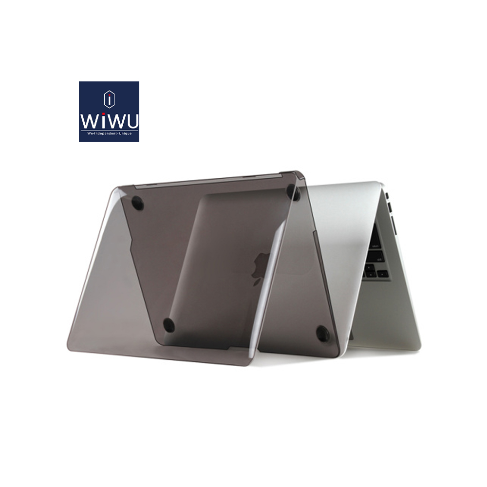 WIWU Laptop Case for MacBook Transparent Case Cover for MacBook Pro