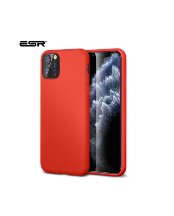 ESR Silicone Case for iPhone 11 Pro Red