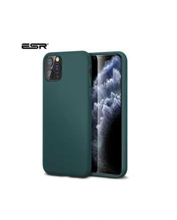 ESR Silicone Case for iPhone 11 Pro Pine Green