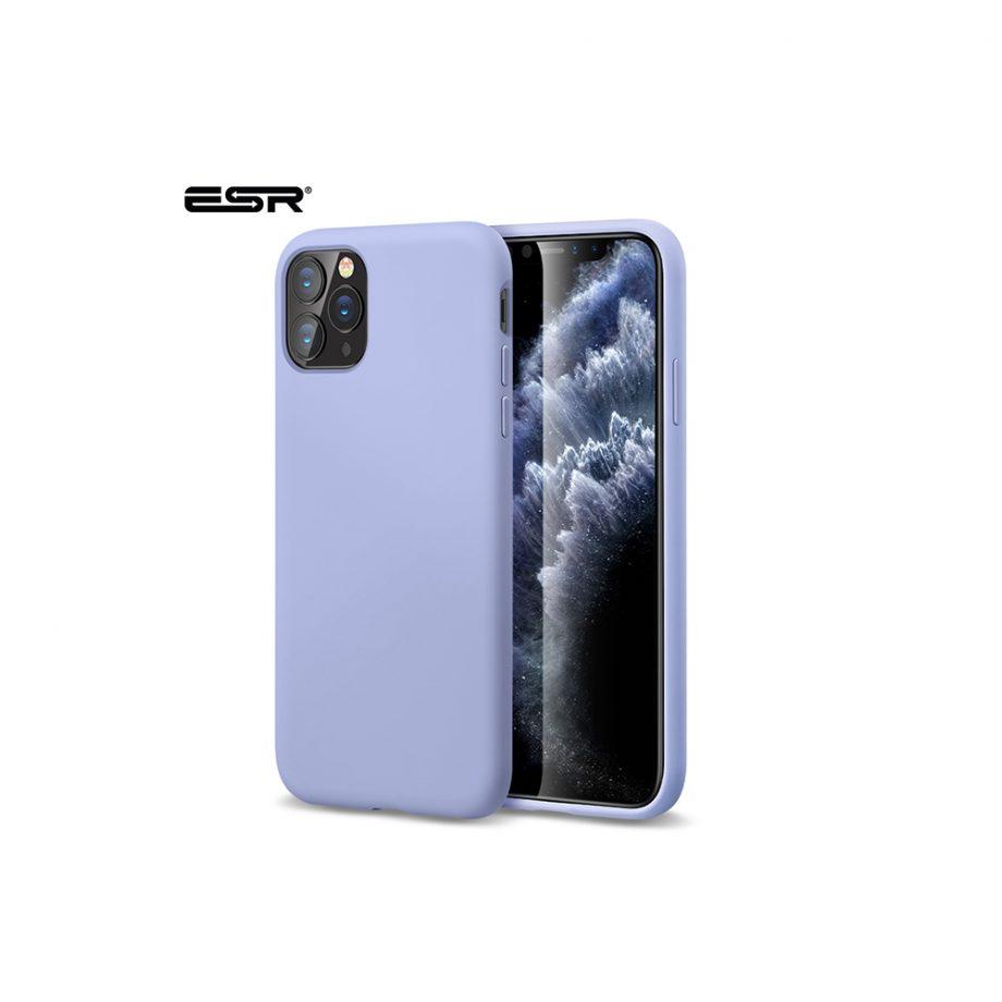 ESR Silicone Case for iPhone 11 Pro Purple