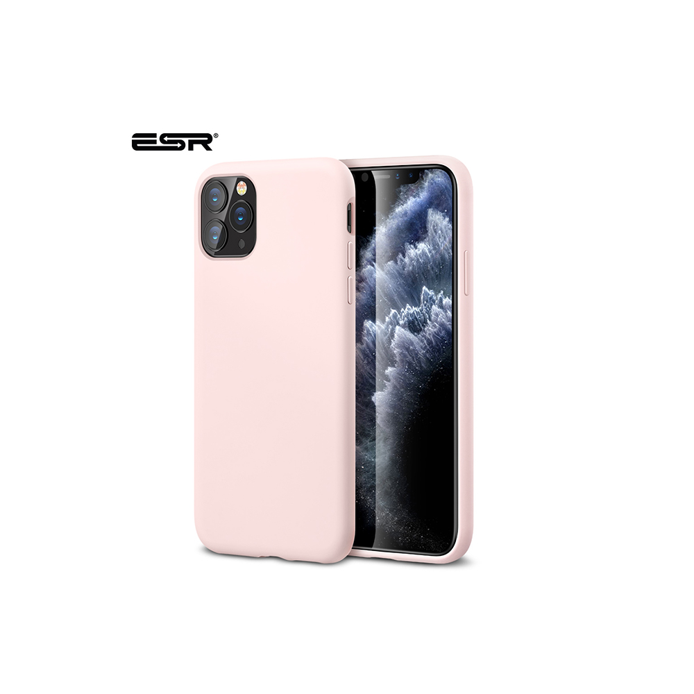ESR Silicone Case for iPhone 11 Pro Pink