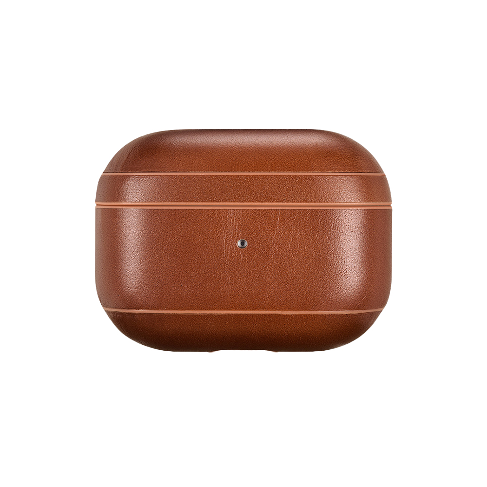 iCarer Genuine Leather Airpods Pro case