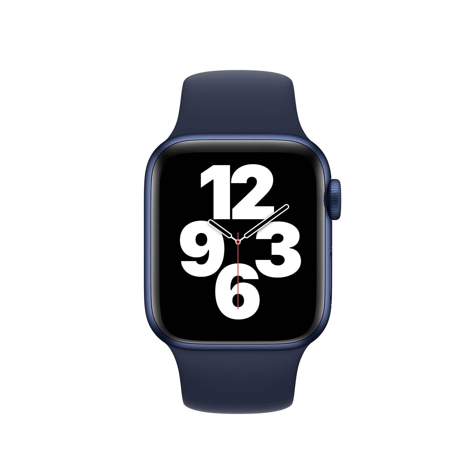 Apple Watch Series 5 44mm 40mm Deep Navy Sport Band