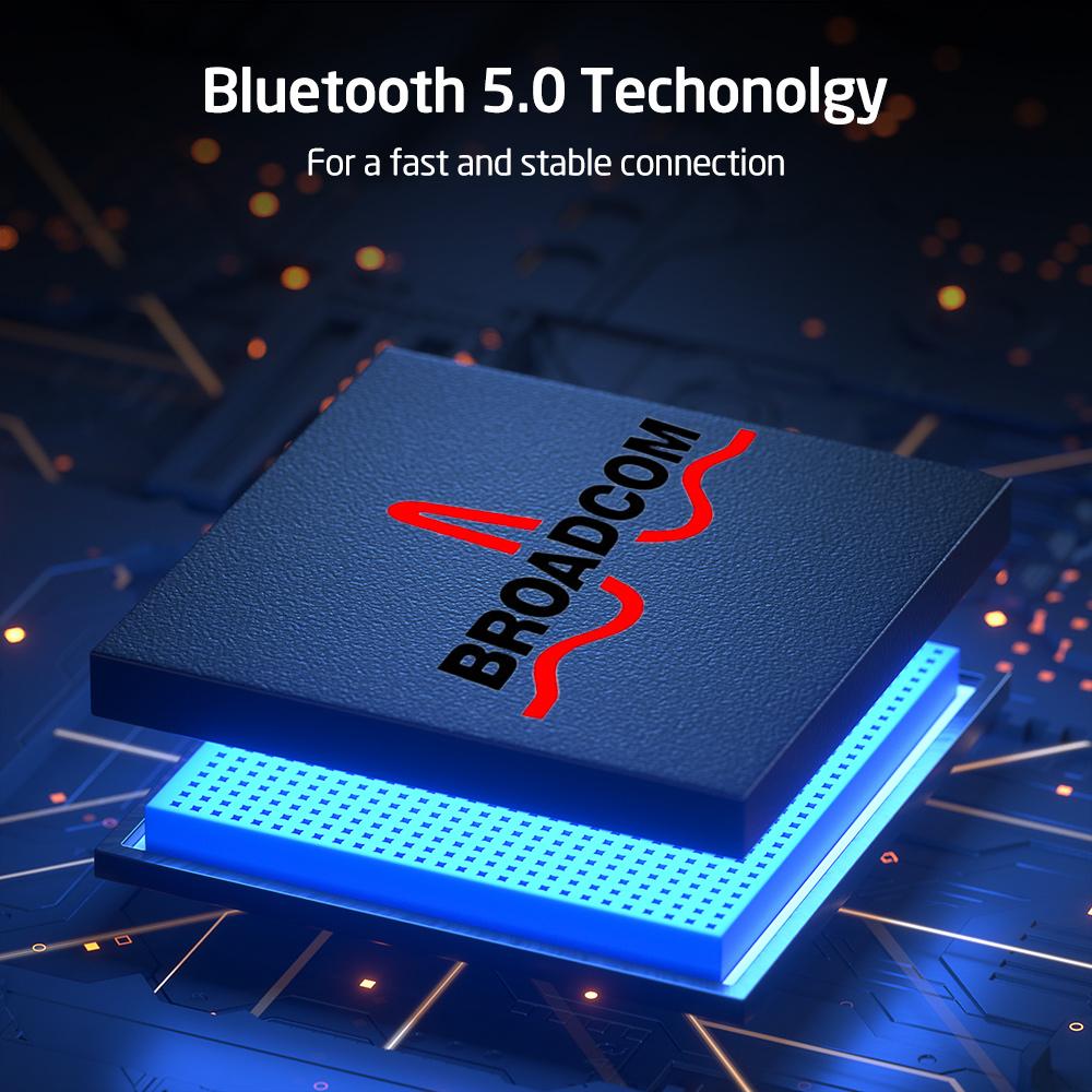 ESR iPad Keyboard with Bluetooth 5.0 Technology