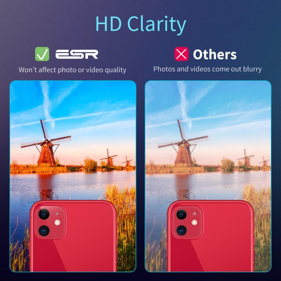 HD clearity
