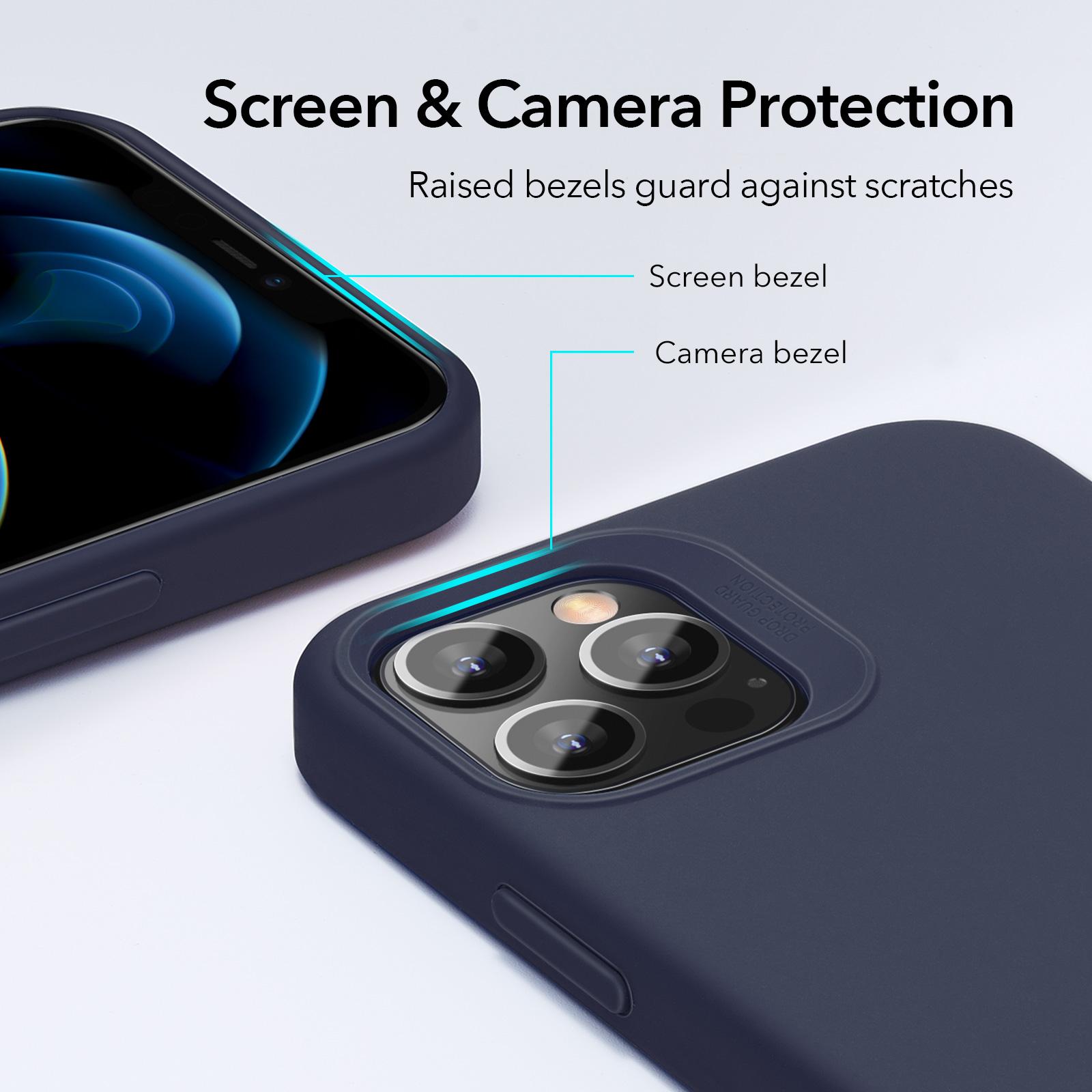 [Screen & Camera Protection]