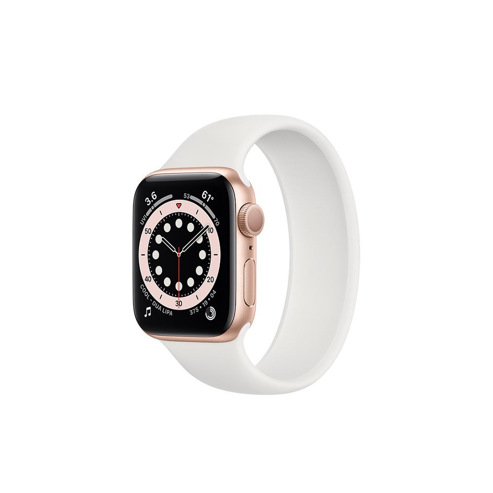 Apple Watch Solo Loop White for Apple Watch Series 6
