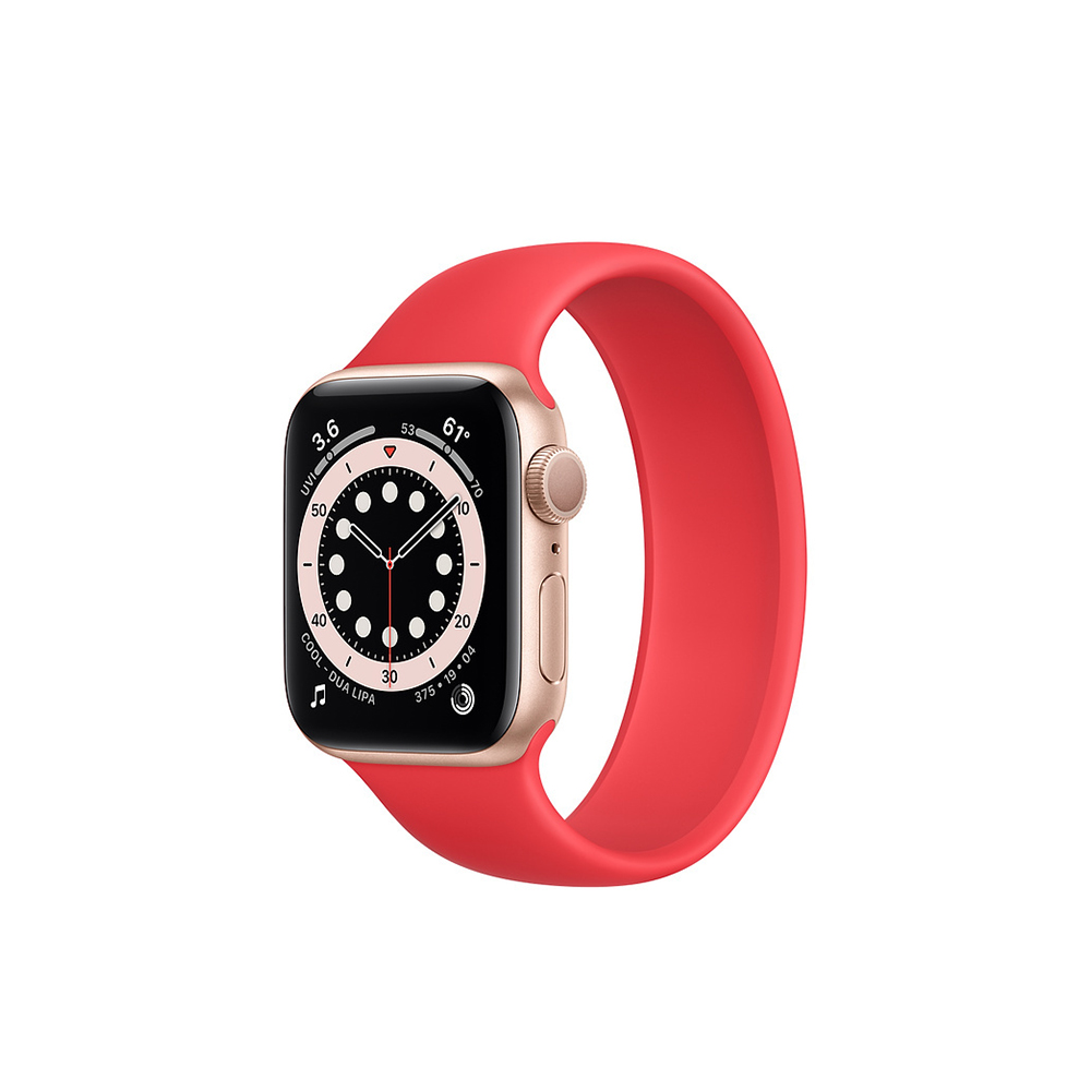 Apple Watch Solo Loop Red for Apple Watch Series 6